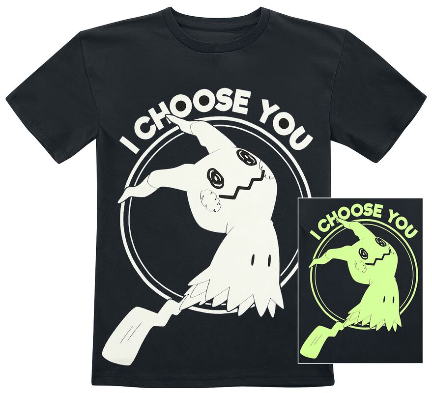 Kids - Mimikyu - I Choose You