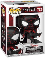 Figura vinilo Miles Morales - Miles Morales (Advanced Tech Suit) 772