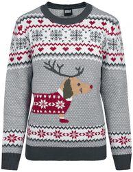 Jersey Navidad Perro Salchicha