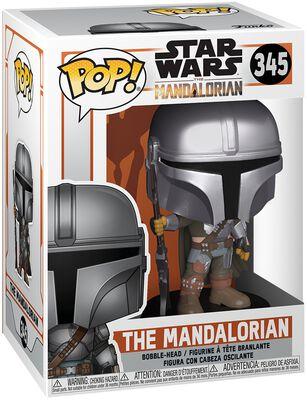 Figura Vinilo The Mandalorian - The Mandalorian 345