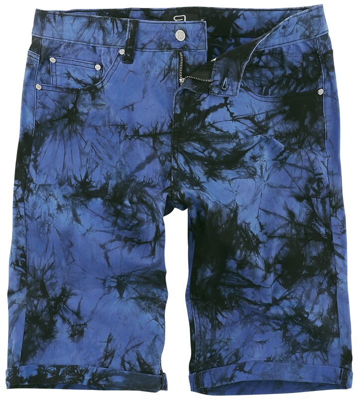 Bañador azul con lavado