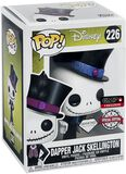 Figura Vinilo Dapper Jack Skellington (Glitter Diamond Edition) 226