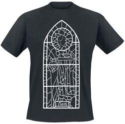 V - Skyrim - Talos Glass Window