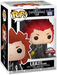 Figura Vinilo 3 - Lea with Keyblade 626