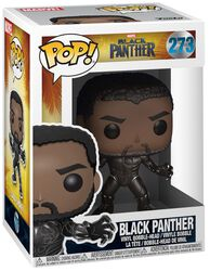 Figura Vinilo Black Panther (posible Chase ) 273