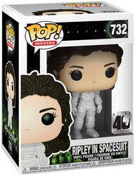 Figura Vinilo 40th - Ripley in Spacesuit 732