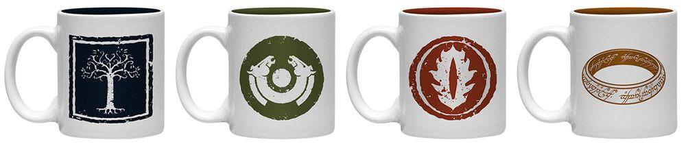 Symbols - Espresso Cup Set