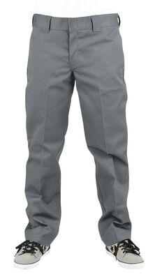 873 Pantalones Slim Corte Recto