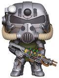 Figura Vinilo T-51 Power Armor 370