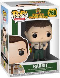 Figura Vinilo Rabbit 768