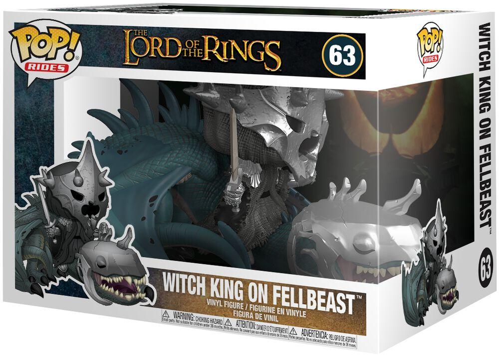 Witch King on Fellbeast (Pop Rides) Figura Vinilo 63