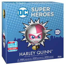 Figura Vinilo NYCC 2018 - Harley Quinn - 5 Star