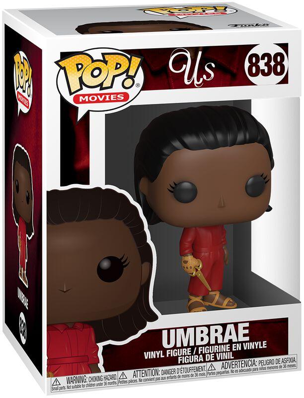 Figura Vinilo Us - Umbrae - 838