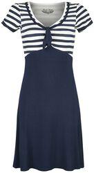 Blue/White - 50s Style