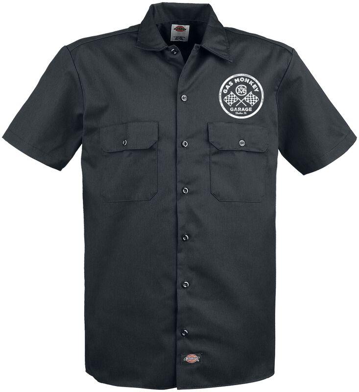 Camisa de trabajo Custom Motors Dickies