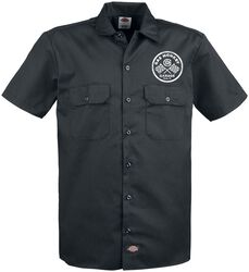 Camisa de trabajo Custom Motors Dickies