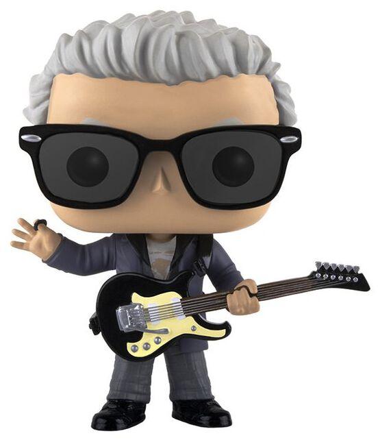 Figura Vinilo 12th Doctor With Guitar 357