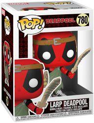 Figura vinilo 30th Anniversary - Nerd Deadpool 780