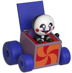 Figura Vinilo Super Racers  - Marionette