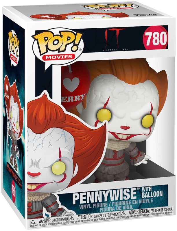 Figura Vinilo Chapter 2 - Pennywise with Balloon 780