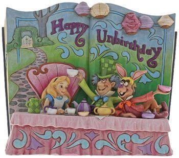Unbirthday (Storybook Alice in Wonderland Tea Party)