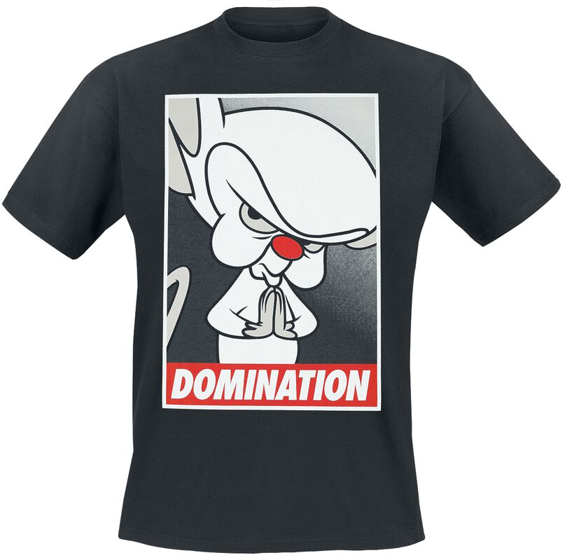 Pinky And The Brain - Domination