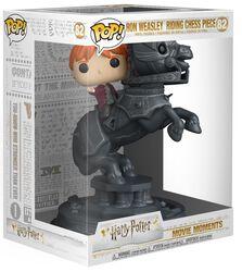 Figura Vinilo Ron Weasley Riding Chess Piece (Movie Moments) 82