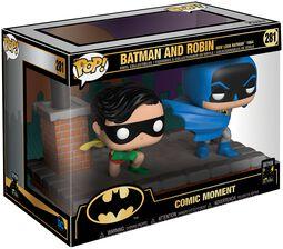 80th - Batman (1964) Batman and Robin (Movie Moments) Figura Vinilo1 281