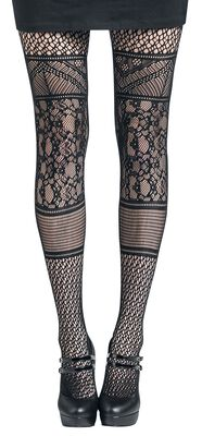 Panelled Lace