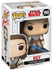 Figura Vinilo Episode 8 - The Last Jedi - Rey Bobble-Head 190