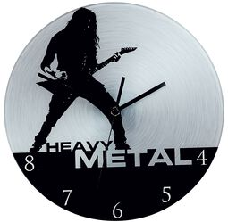 Reloj para la Pared Heavy Metal