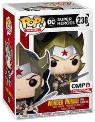 Figura Vinilo Wonder Woman (Flashpoint) 238