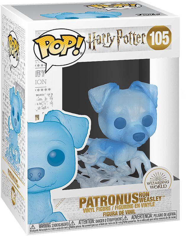 Figura Vinilo Patronus Ron Weasley 105