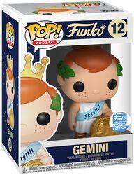 Figura Vinilo Zodiac - Gemini (Funko Shop Europe) 12