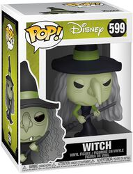 Figura Vinilo Witch 599
