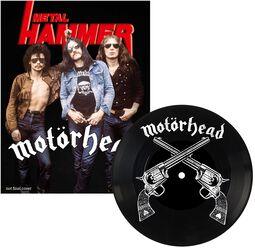Metal Hammer - Motörhead Sammler-Ausgabe A4 - Pistolen 7 Inch Picture Disc)