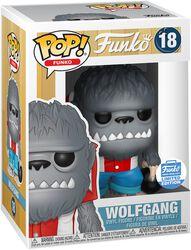 Figura Vinilo Spastik Plastik - Wolfgang (Funko Shop Europe) 18