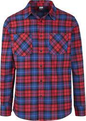 Camisa franela 5
