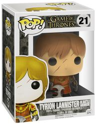 Figura Vinilo Tyrion en Armadura 21