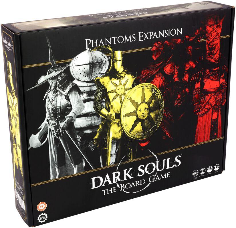 The Board Game - Phantom Expansion - English Edition