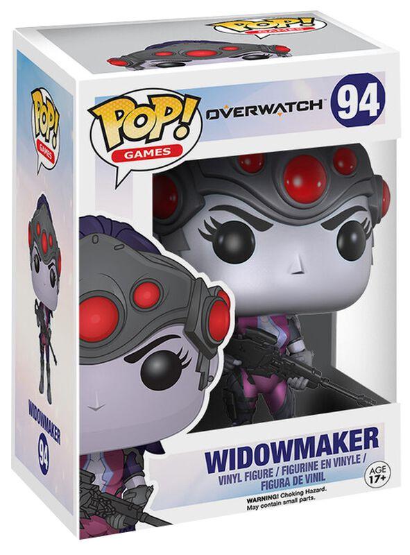 Figura de Vinilo Widowmaker 94