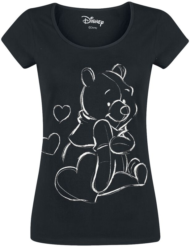Sketchy Pooh