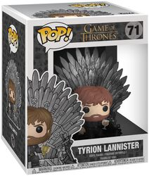 Figura Vinilo Tyrion Lannister Iron Throne (POP Deluxe) 71