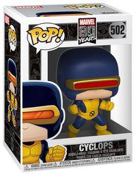Figura Vinilo 80th - Cyclops 502