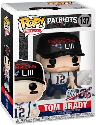 Figura Vinilo Patriots - Tom Brady 137