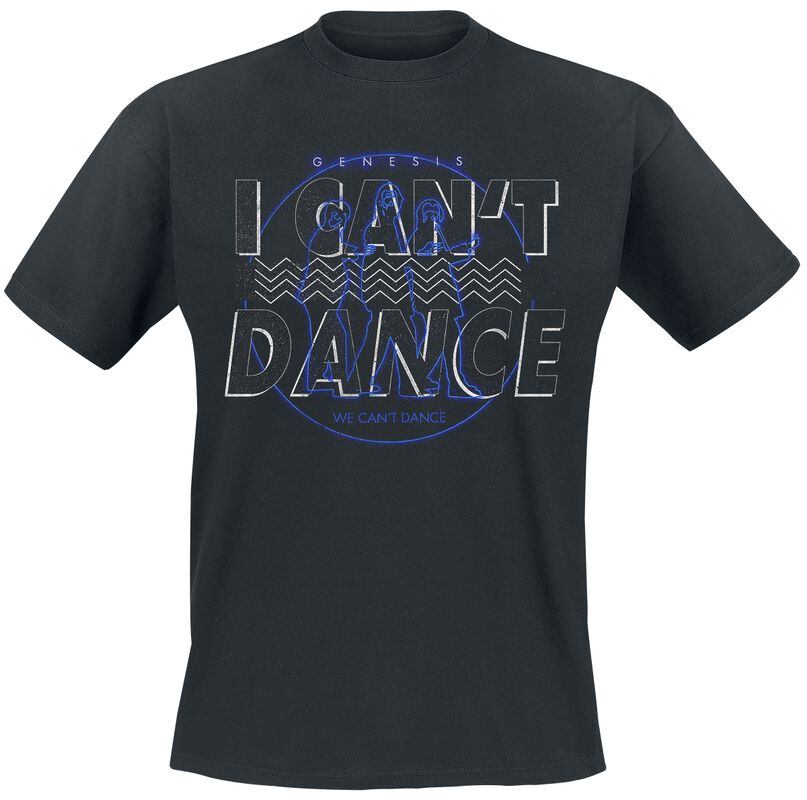 I Can't Dance