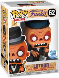 Fantastik Plastik Figura Vinilo Luthor (Funko Shop Europe) 62