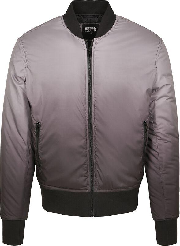 Gradient Bomber Jacket