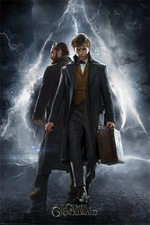 Los Crímenes de Grindelwald - Newt & Dumbledore