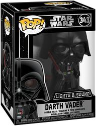 Darth Vader (Light and Sounds) Vinyl Figur 343